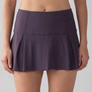Lululemon Lost in Pace Skirt Sz 6